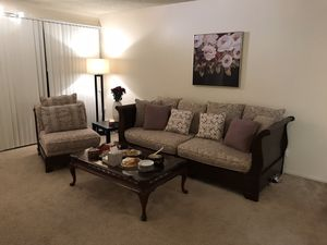 Living Room Sofa Set (negotiable price) for Sale in Campbell, CA