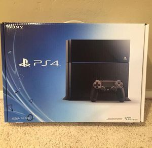 Ps4 500GB for Sale in Los Angeles, CA