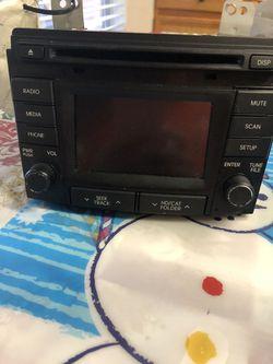 Car Radio to 2014 Hyundai Sonata GLS Series for Sale in San Antonio,  TX