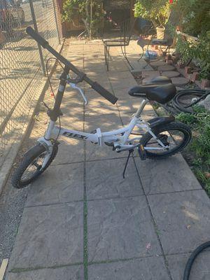 Flex folding bike for Sale in Oakland, CA