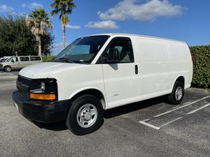 2006 Chevy Express Cargo Van 115K Miles for Sale in Boynton Beach, FL