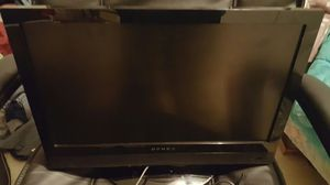 Like new TV flat screen plus monitor dynex for Sale in Providence, RI
