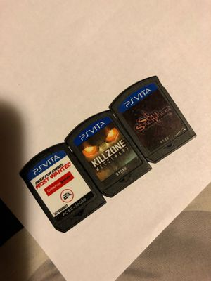 Sony PS vita game for Sale in Brentwood, MD