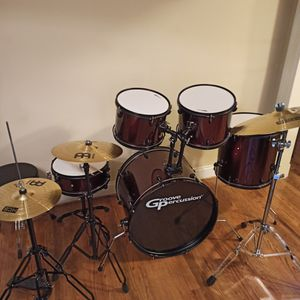 Drums Set Like New for Sale in Atlanta, GA