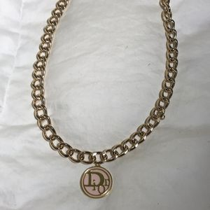 Dior Charm Necklace for Sale in Calabasas, CA