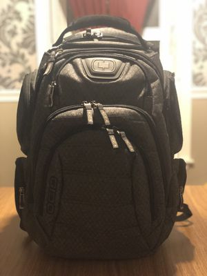 OGIO brand new business backpack - laptop compartment, travel companion, heavy duty for Sale in Burton, MI