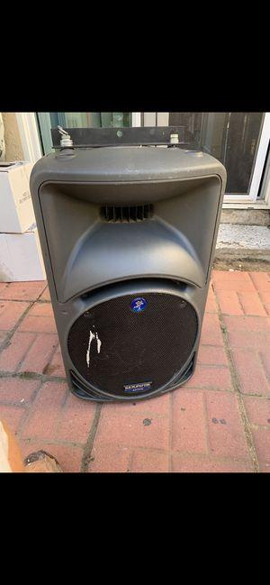 PA speaker. Mackie SRM450 for Sale in El Cajon, CA