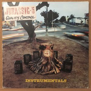 Jurassic 5, J5 (instrumentals) Vinyl double LP for Sale in Norco, CA