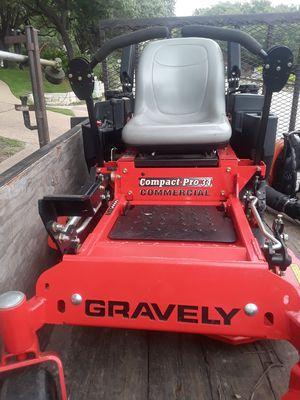 Tractor comercial gravely for Sale in Austin, TX