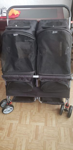 Dog Double Stroller for Sale in Homestead, FL