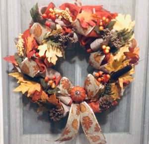 Fall Wreath for Sale in Los Angeles, CA