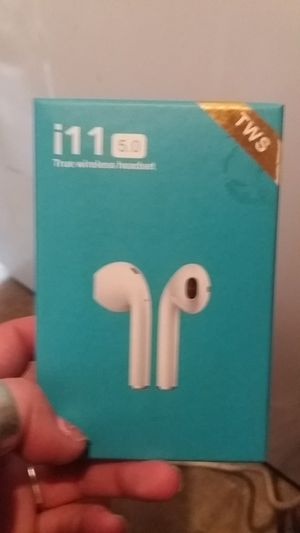 I11 5.0 true wireless headset for Sale in Houston, TX