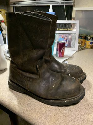 wolverine work boots size 8 for Sale in Kernersville, NC