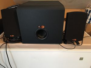 Three speaker system for Sale in Fall River, MA
