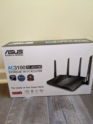 AC3100 EXTREME WIFI ROUTER for Sale in Evans, GA