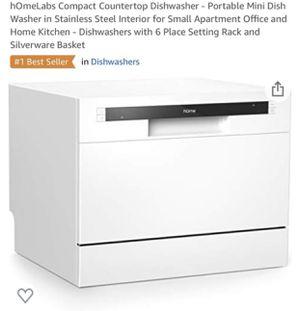 Homelabs Countertop Dishwasher for Sale in Vista, CA