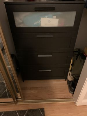4 Drawer Tall Dresser for Sale in Fremont, CA