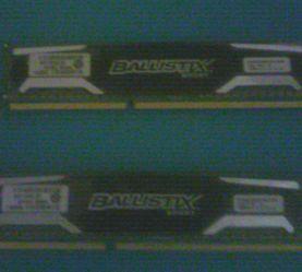 8 Gig DDR 3 BALLISTIX SPORT RAM for Sale in Kennewick,  WA