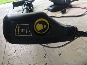 Minn Kota Trolling Motor Edge 55 for Sale in North Palm Beach, FL