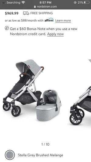 BRAND NEW !! UPPAbaby® VISTA V2 Stroller in Sierra Dune for Sale in Cherry Hill, NJ