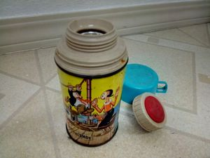 Popeye thermos for Sale in Alameda, CA