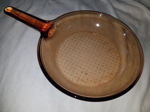 Visionware cookware - Glass Waffle bottom skillet / frying pan for Sale in Bellevue, WA