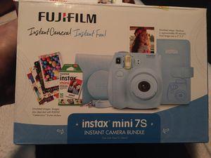 Instax Mini 7s fuji film for Sale in Irving, TX