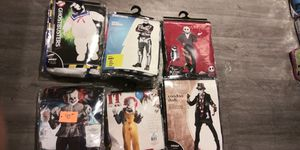Holloween costumes all of them brand new adult men women and kids for $400 in bolk for Sale in Anaheim, CA