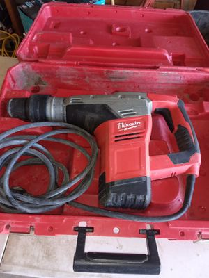 Milwaukee roto hammer for Sale in Wildomar, CA