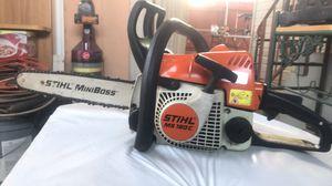 Stihl Chainsaw ms180 for Sale in Castro Valley, CA