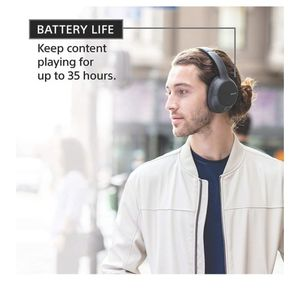 Sony Noise Cancelling Headphones WHCH710N: Wireless Bluetooth Over the Ear Headset with Mic for Sale in Orange, CA