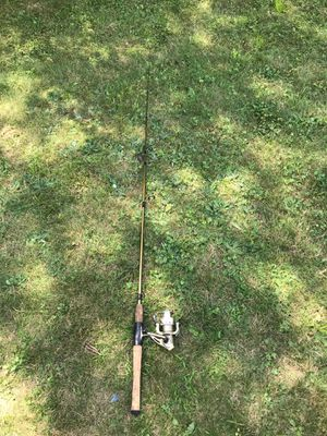 Used fishing rod and reel combo for Sale in CT, US