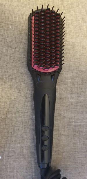 Hair straightener brush for Sale in New York, NY