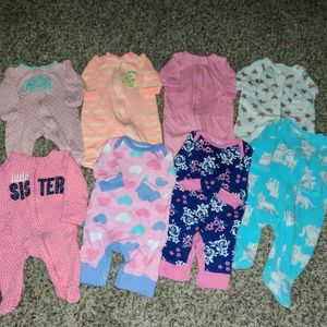 8NEWBORN Long Sleeved Onesies for Sale in Tolleson, AZ