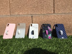 🔥 5 loopy cases 🔥 all great condition 🔥 plus bags 🔥 iPhone XR 🔥 for Sale in Las Vegas, NV
