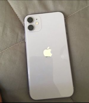 iPhone 11 at affordable price just give it away for Sale in Cartersville, GA
