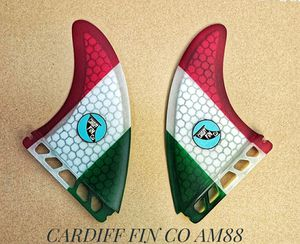 Cardiff_Fin_co custom SURFBOARD FINS MR TWINS, Quads, AM88, QUAD KEELS for Sale in Carlsbad, CA
