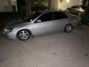 2004 Honda Accord ex for Sale in Tamarac, FL