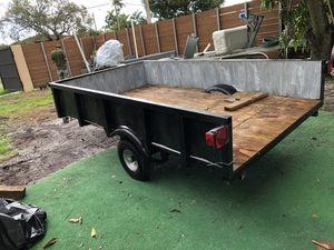 Utility trailer for Sale in West Miami, FL