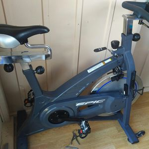 Exercise spin bike, in good condition. $150 firm for Sale in Vancouver, WA
