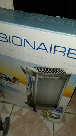 Bionaire Micathermic Silent Space Heater Pure indoor living for Sale in Lakewood,  CA