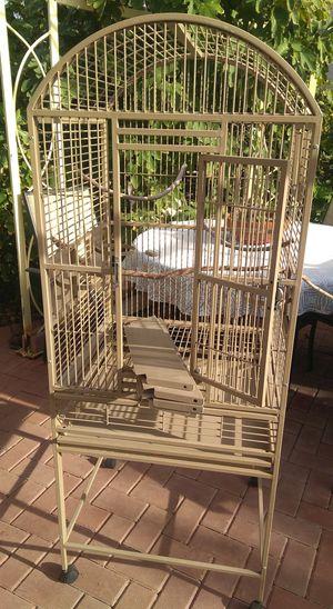 HQ Bird Cage, 24w x 22d x 60.5h, Excell Cond. for Sale in Chandler, AZ