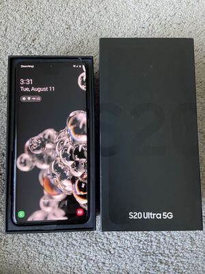 Samsung S20 Ultra 128GB ✅ BRAND NEW ✅ for Sale in Glenview, IL