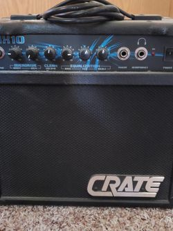 Crate MX-10 GUITAR Amp for Sale in Kent,  WA