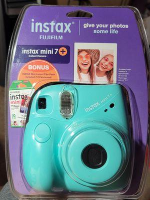 Insta Mini 7 Camera (Blue) for Sale in Hesperia, CA