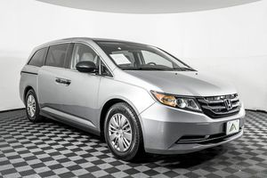2016 Honda Odyssey for Sale in Puyallup, WA
