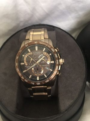 Men Citizen Rose Gold Watch for Sale in Atchison, KS