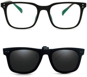 Blue Light Blocking Glasses Men - Vintage Black Square Fashion Frame for Sale in Torrance, CA