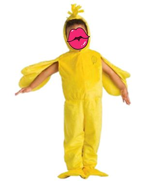 "Kids ""Woodstock"" from Charlie Brown Halloween Costume for Sale in Murfreesboro, TN"