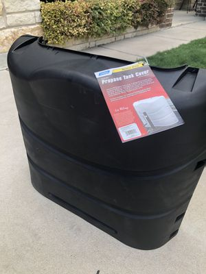 New Camco RV Propane Tank Cover for Sale in Round Rock, TX